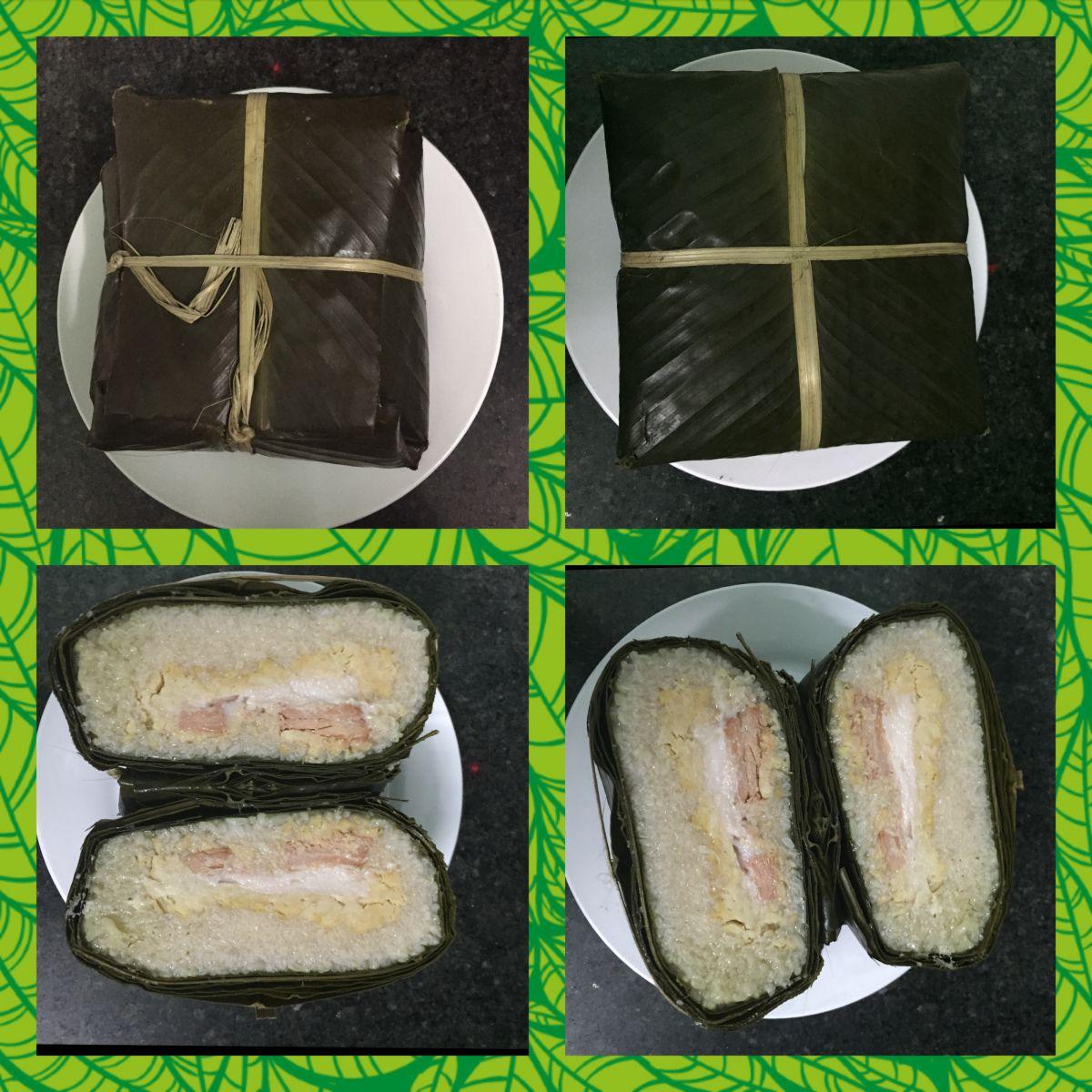 bánh chưng Minh Thu